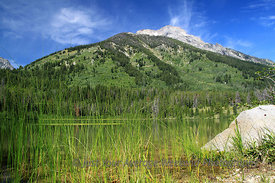 Bearpaw Lake - Grand Teton