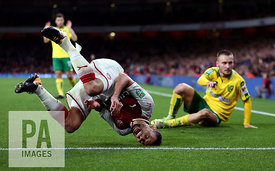 Arsenal v Norwich City - Carabao Cup - Fourth Round - Emirates Stadium