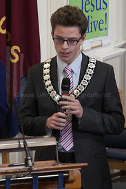 Worthing Mayor's Civic Service.