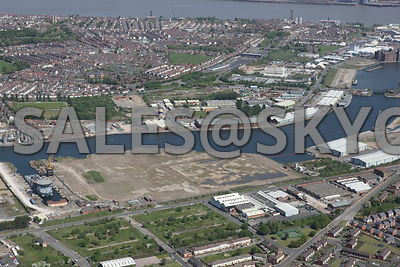 Birkenhead Bromborough and Wallasey Aerial photographs