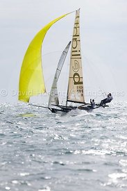 Be Light, HUN 18, 18ft Skiff, Euro Grand Prix Sandbanks 2016, 20160904267