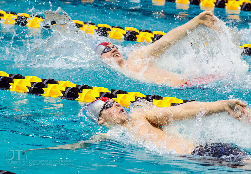 B1G Swimming and Diving Championships Feb 28, 2015 photos