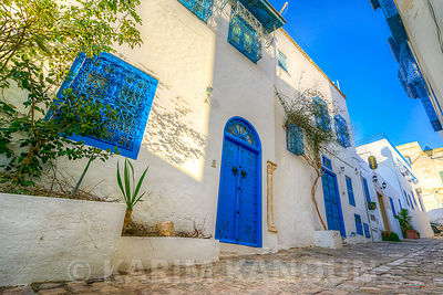 Sidi Bou Said Unesco tunisian village