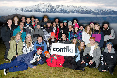 CONTIKI SKI TOURS 17 JULY 2017 photos