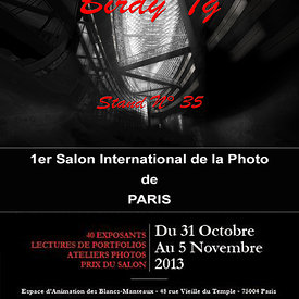 Birdy Tg selected for the 1st International Photography Art Fair of PARIS! photos
