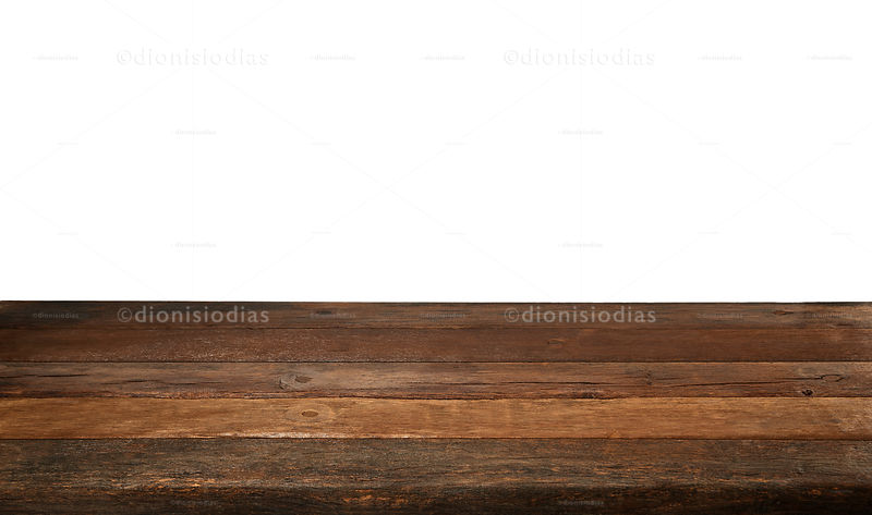 Table boards background.