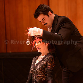 Fledermaus - CU Dress Rehearsal, Feb 2015 photos