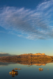 Guadalupe Mountain Reflections