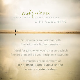Gift Vouchers photos