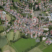 Memmelsdorf aerial photos