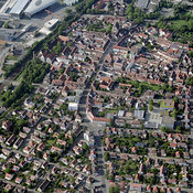 Neckarsulm aerial photos
