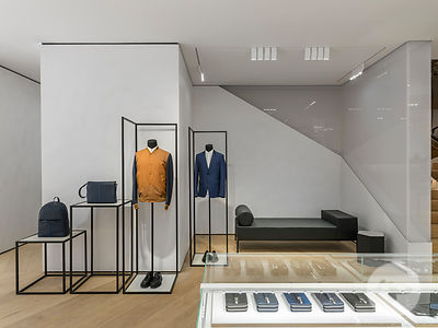 DIOR HOMME LONDON NEW BOND STREET photos