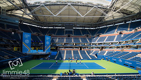 US Open 2017, New York City, United States - 22 Aug 2017
