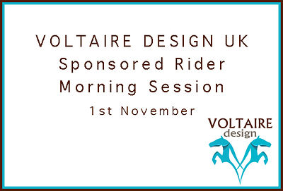Voltaire Design UK - Sponsored Rider Morning Session 1st November 2017 photos