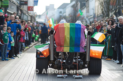 Yes Equality Mayo by Alison Laredo