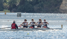 Taken during the World Masters Games - Rowing, Lake Karapiro, Cambridge, New Zealand; ©  Rob Bristow; Frame 4243 - Taken on: Monday - 24/04/2017-  at 15:25.25