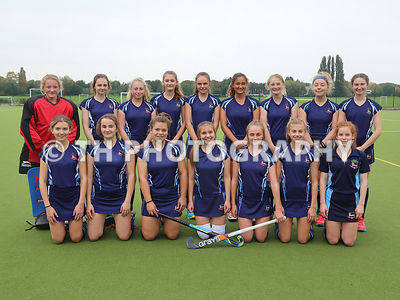 U16 X1 Hockey v Balcarras. 25th Sept 2017. photos