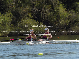 Taken during the World Masters Games - Rowing, Lake Karapiro, Cambridge, New Zealand; ©  Rob Bristow; Frame 4135 - Taken on: Monday - 24/04/2017-  at 14:32.30