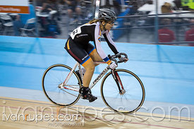 Cat 2 Women Points Race, 2016/2017 Track O-Cup #1, Mattamy National Cycling Centre, Milton, On, December 4, 2016