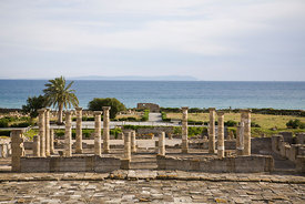 Roman city Baelo Claudia