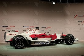 Toyota TF108 Launch, Cologne, 10th January, 2008