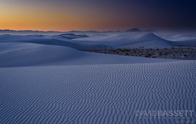 Last Light | White Sands, NM