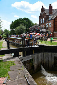 Middlewich Folk and Boat Festival 2017