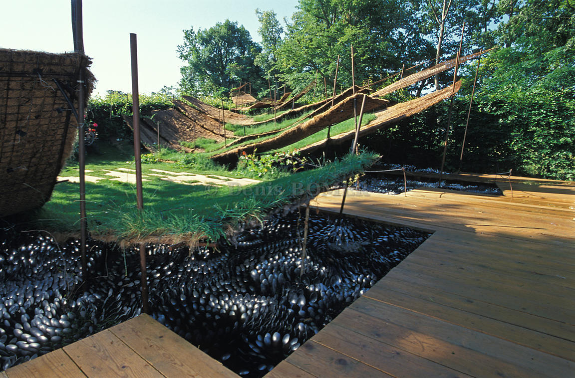 Atelier denis bomer photographe auteur festival - Jardin chaumont sur loire ...