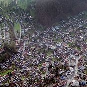 Lörrach aerial photos