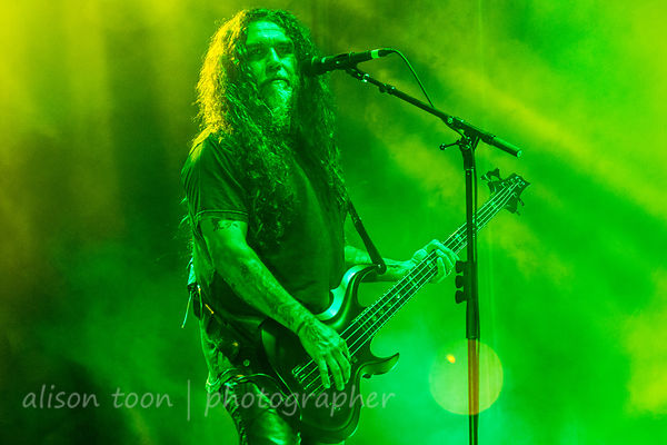 Slayer Houston Open Air 2016 photos