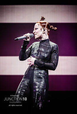 Jess Glynne - Genting Arena photos
