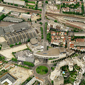 Dijon aerial photos