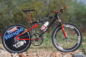 YETI BIKE 1995 FULL SUSPENSION