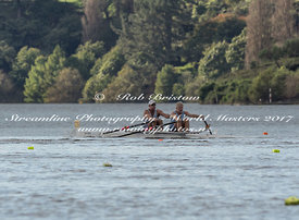 Taken during the World Masters Games - Rowing, Lake Karapiro, Cambridge, New Zealand; ©  Rob Bristow; Frame 4352 - Taken on: Monday - 24/04/2017-  at 16:01.24