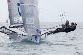 Chameleon 1, 18ft Skiff, Euro Grand Prix Sandbanks 2016, 18ft Skiff European Grand Prix, Sandbanks, 20160904052