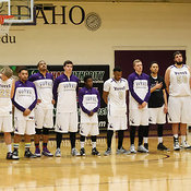 Basketball: Southern Oregon University at College of Idaho (Cascade Collegiate Conference championship) 3/3/15 photos