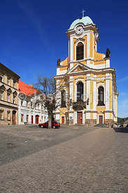Church of st. Peter and Pavel, Ustek, Czech Republic