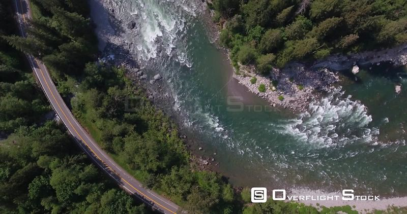 Skykomish River Washington