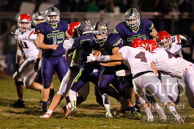 Football: Madison at Mountain View 11/7/14
