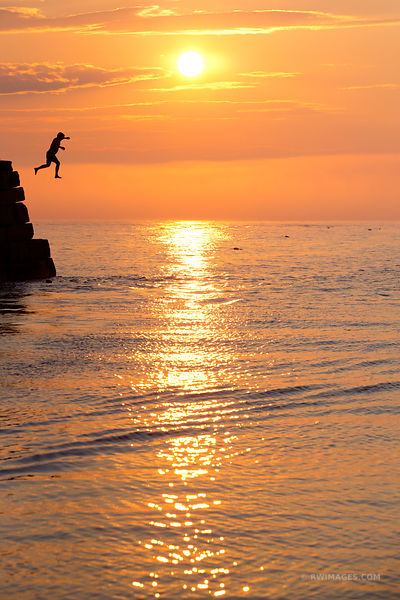 SUNSET JUMPER CAPE ANN MASSACHUSETTS COLOR VERTICAL