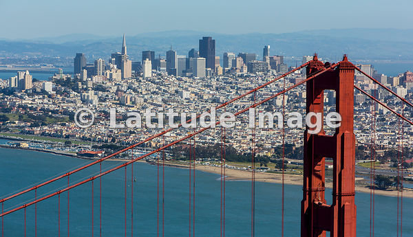 Dave Cleaveland, New Images From San Francisco Bay aerial photos