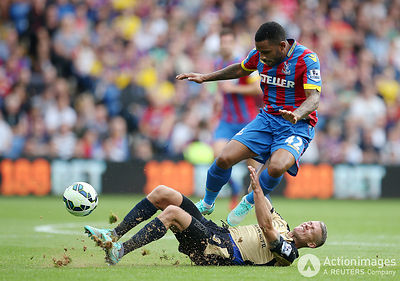 Crystal Palace v Leicester City - Barclays Premier League