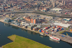 BELFAST DOCK LANDS