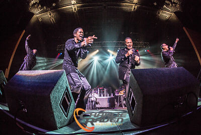 The Four Tops - Bournemouth International Centre 29.10.16 photos