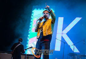 Kaiser Chiefs live at the BIC Bournemouth