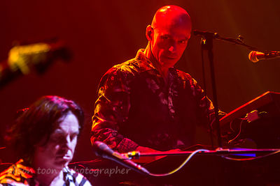 Steve Hogarth and Mark Kelly, Marillion
