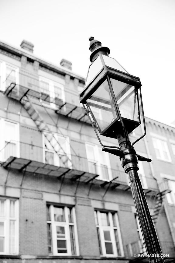 BOSTON NORTH END BOSTON BLACK AND WHITE VERTICAL