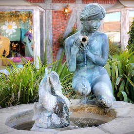 Fontaine Solvang Californie, USA 10/12