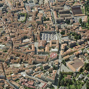 Biella aerial photos