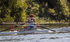 Taken during the World Masters Games - Rowing, Lake Karapiro, Cambridge, New Zealand; Tuesday April 25, 2017:   5090 -- 20170425135109